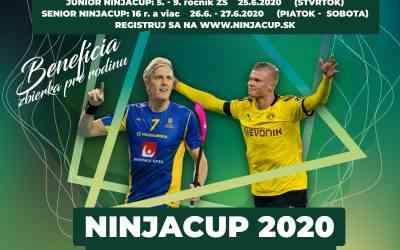 NINJACUP 2020 v plánovanom termíne !!!